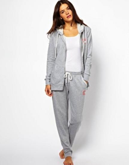 esprit varsity pyjama set