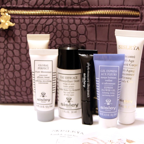 free sisley samples with purchase harrods