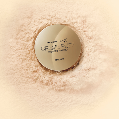 max factor creme puff review 60 years