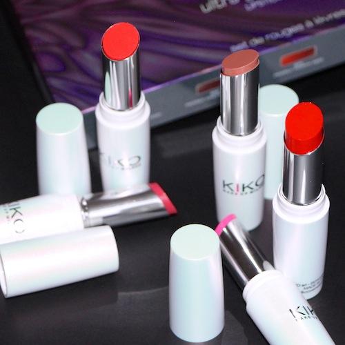 kiko lipstick gift set