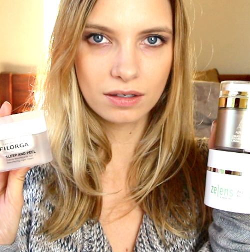 ruth crilly model skincare tips