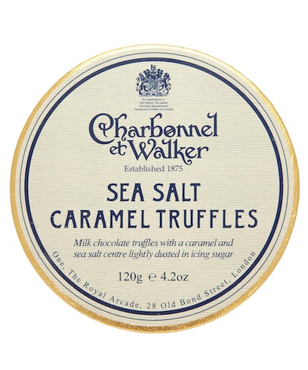 charbonnel walker sea salt truffles
