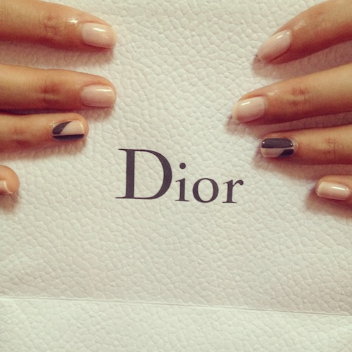 dior at covent garden