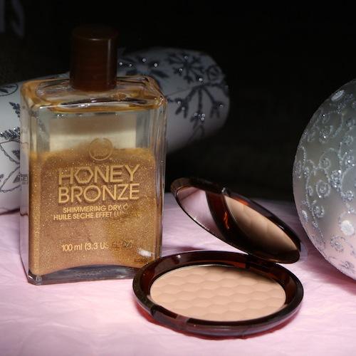 honey bronzer