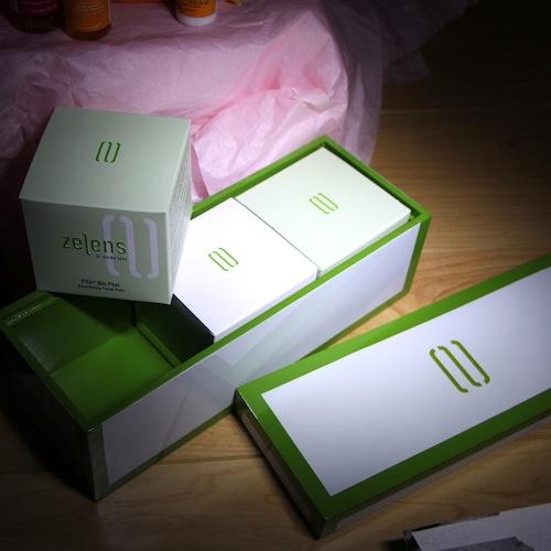 zelens holiday gift box