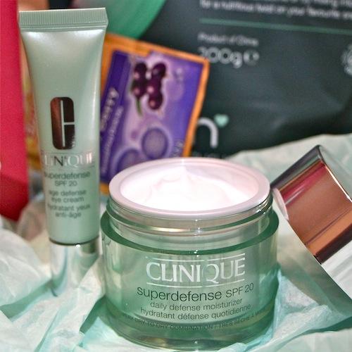 clinique daily defense eye cream moisturizer