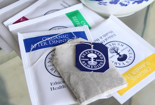 Neal's Yard Remedies Herbal Teas Review