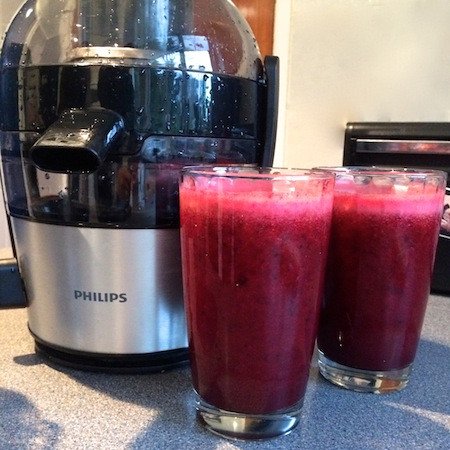 five day juice detox