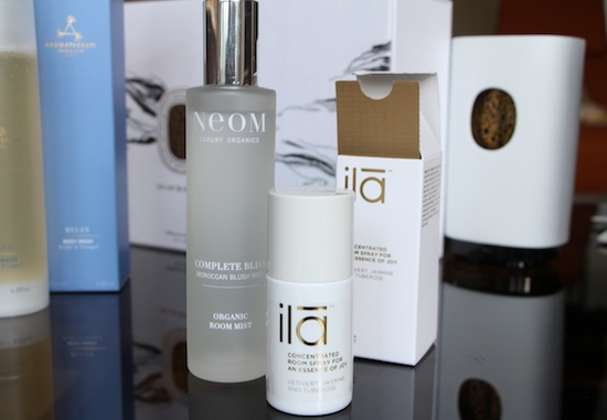 ila spa neom fragrance
