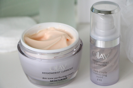 olay skin tone perfecting cream