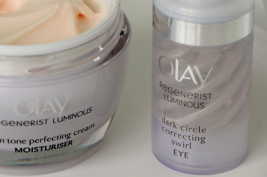 olay dark circle correcting eye swirl