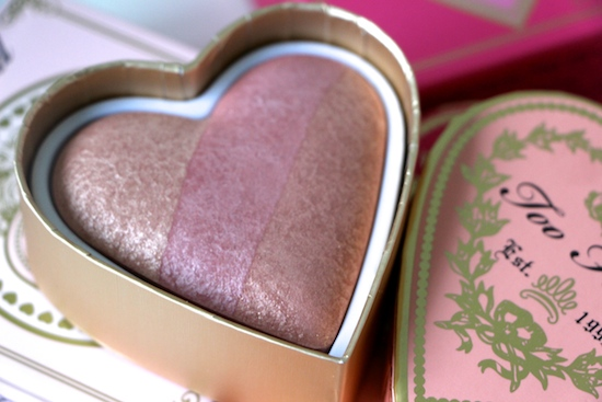 too faced sweetheart blusher