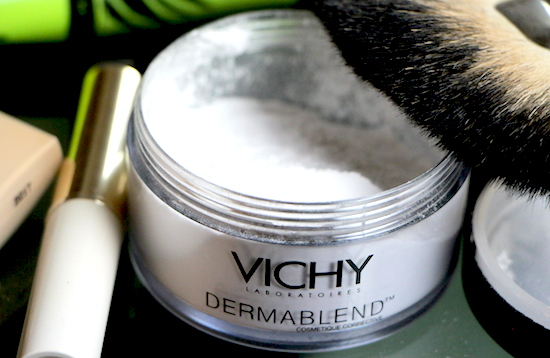 face setting powder oily skin