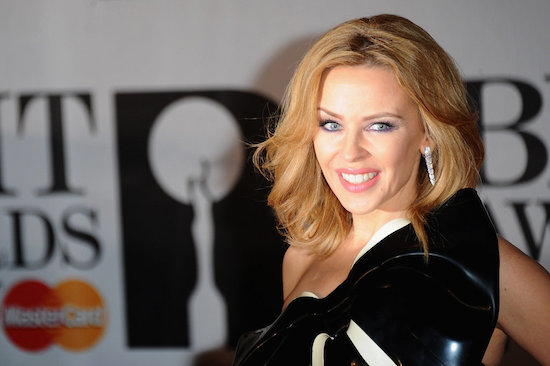 VO5 POP - 2014 BRIT AWARDS KYLIE MINOGUE[1]