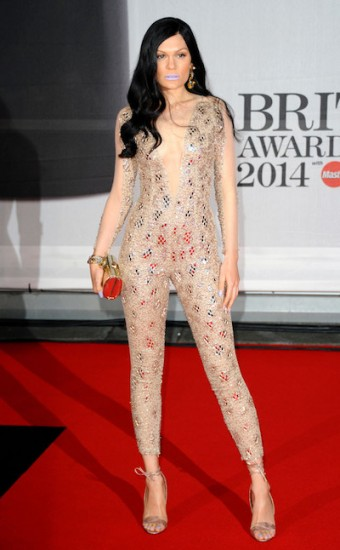 jessie j vo5 hair awards