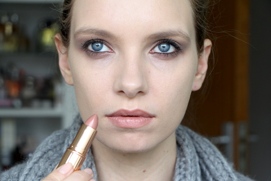 ruth crilly model beauty makeup blog