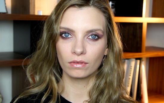 smokey eye makeup video