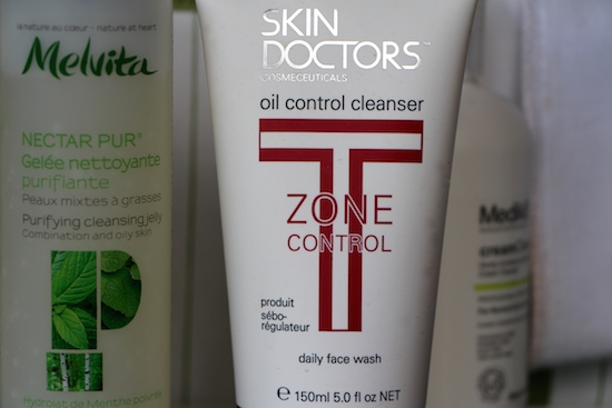 skin doctors t zone cleanser