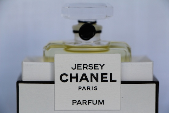 chanel jersey