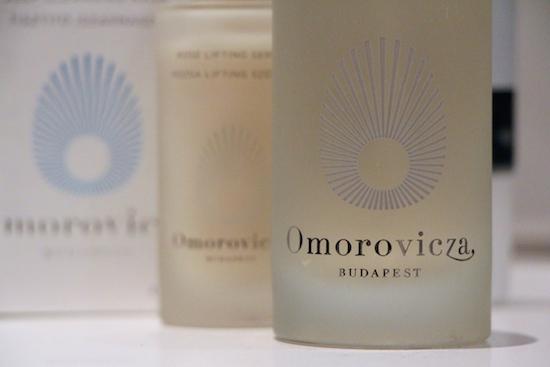 free omorovicza skincare samples