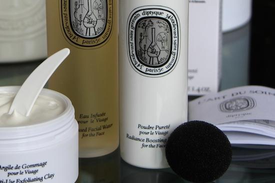 diptyque l'art du soin skincare range review