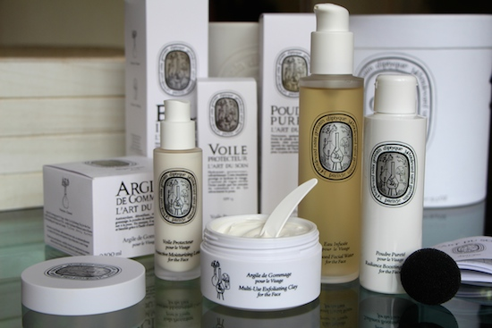 luxury skincare review