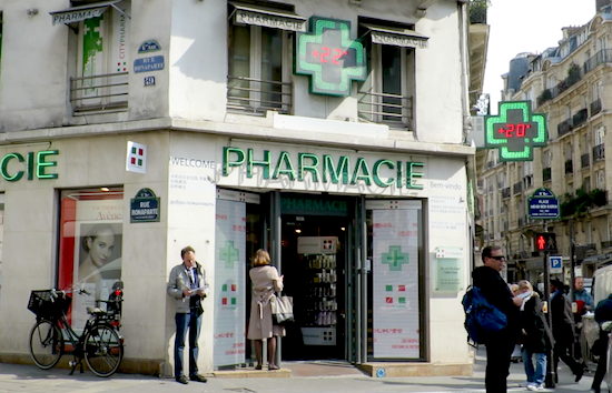 french pharmacy skincare