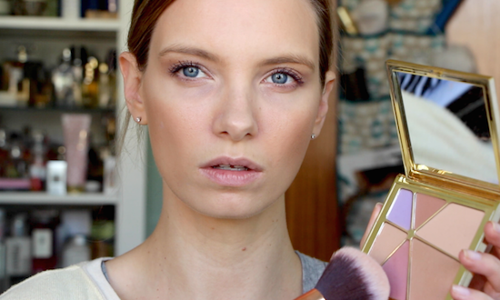ruth crilly model beauty blogger