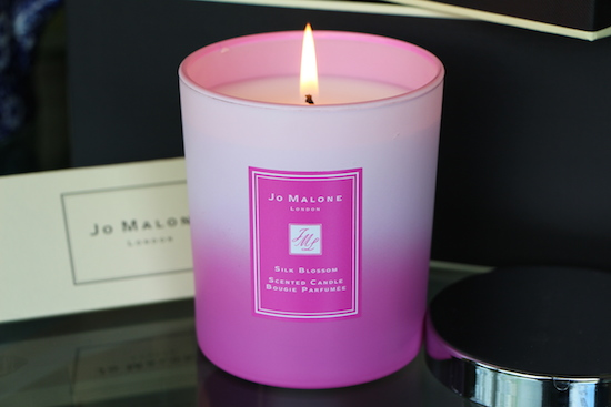 Jo Malone Silk Blossom Charity Candle