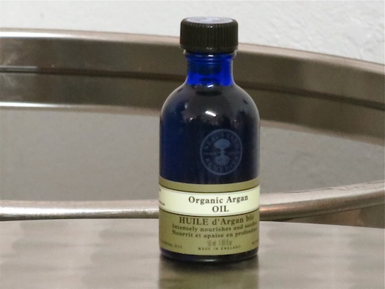 neals yard remedies organic argan oil review