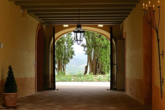 castello di casole hotel review tuscany