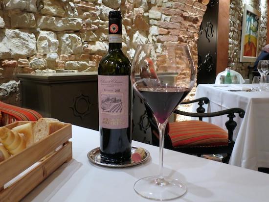 tuscany best restaurant