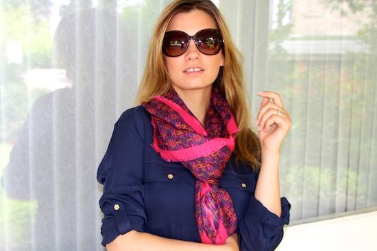 banke kuku scarf