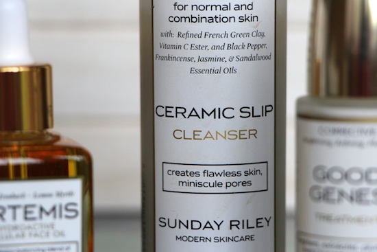 ceramic slip cleanser review