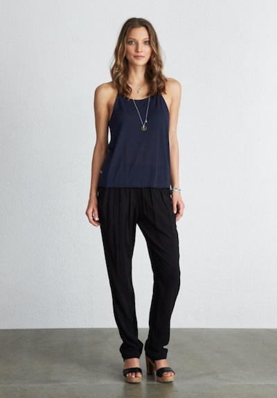 hush relaxed trousers best lounging