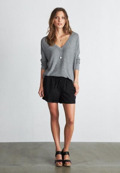 hush marseilles shorts