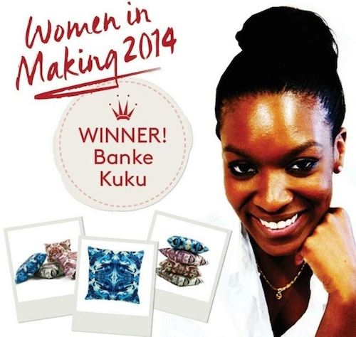 triumph women in making winner banke kuku
