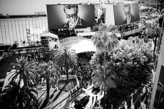 dior cannes 2014 view from above