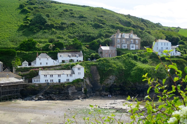 Holidays in the UK: Port Isaac, Cornwall
