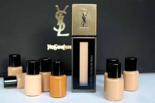 free foundation samples luxury