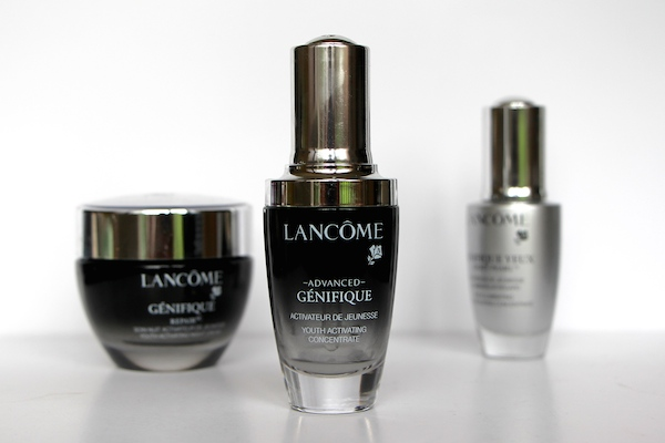 genefique anti-ageing skincare