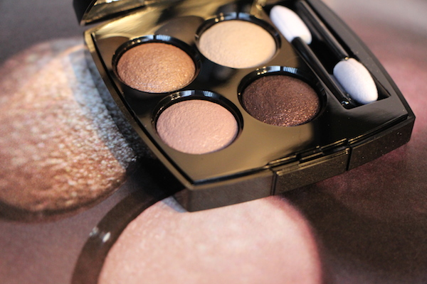 Chanel Les 4 Ombres Eyeshadows in Poesie