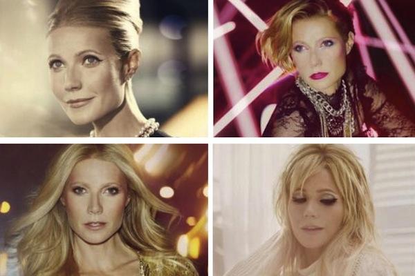 gwyneth paltrow decades looks