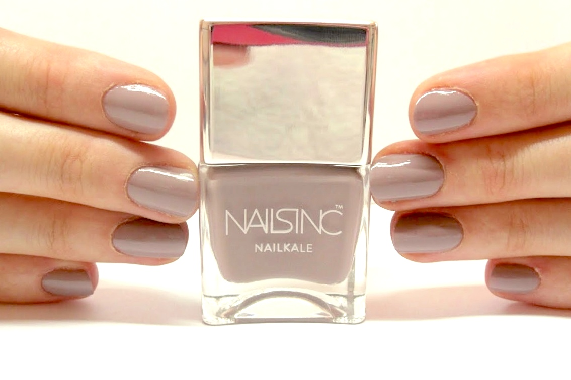 NailKale: Posh Polish (Never Mind the Superfoods) | A Model Recommends
