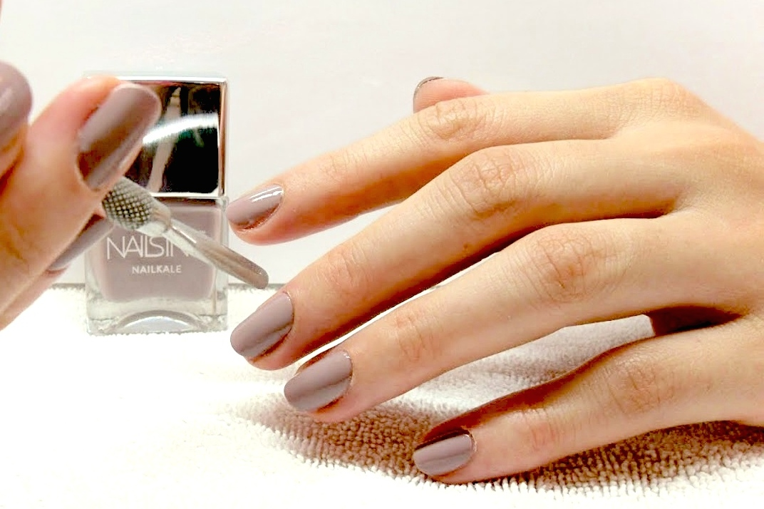 manicure natural nails