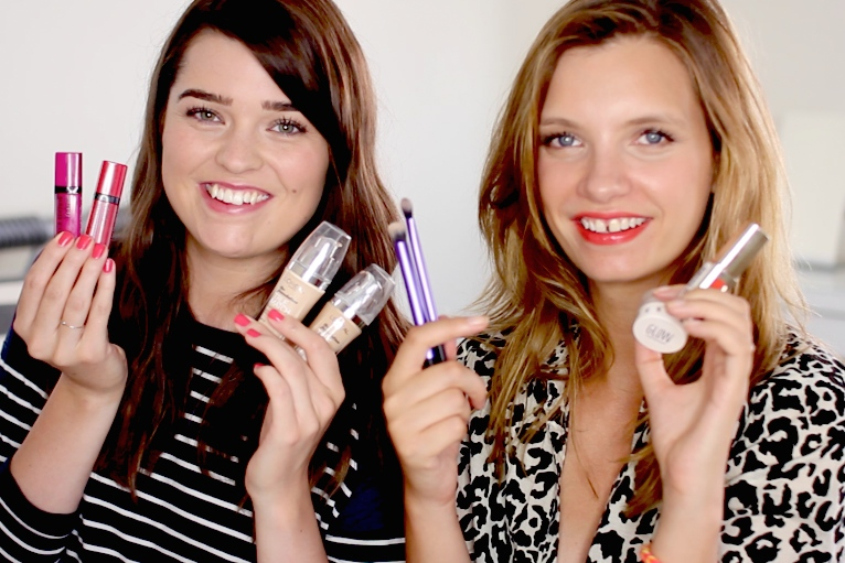 ruth crilly and vivianna does makeup