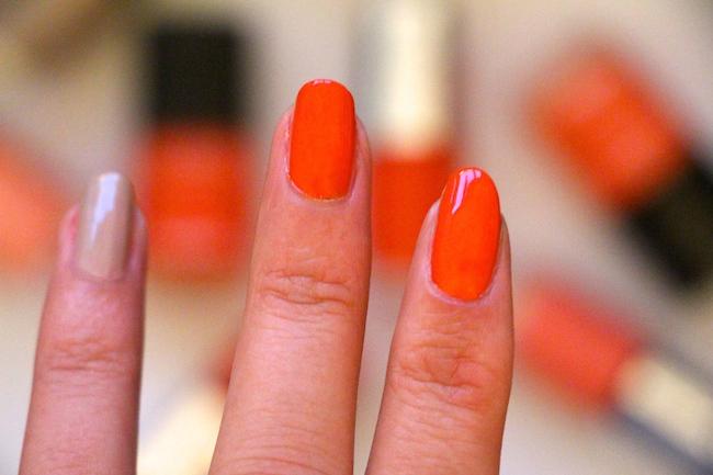 chanel holiday nail polish dupe