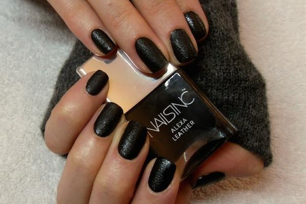 Nails Inc Alexa Chung Fabric Effects Range