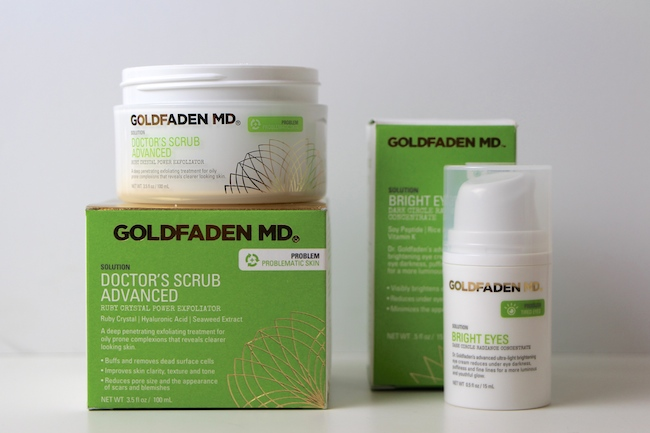 goldfaden md skin care review