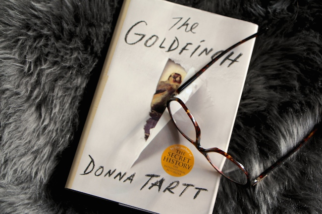 the goldfinch book recommendations